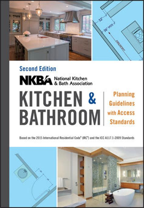 nkba bathroom guidelines pdf wiley nkba kitchen and bathroom planning guidelines with