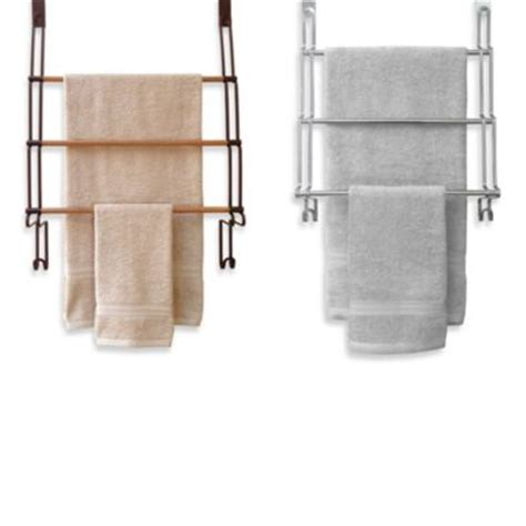 buy door towel bars from bed bath beyond