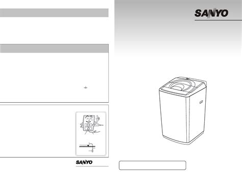 sanyo washing machine wiring diagram jeffdoedesign
