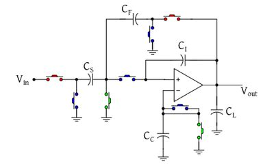 switched capacitor filter z transform analysis of the sc integrator itu vlsi labs