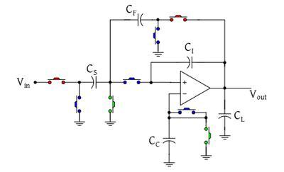 switched capacitor circuit analysis analysis of the sc integrator itu vlsi labs