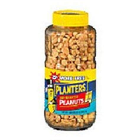 Planters Roasted Peanuts Nutrition by Planters Roasted Peanuts Calories Nutrition Analysis
