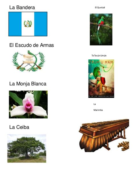 imagenes simbolos patrios de guatemala simbolos patrios de centro america
