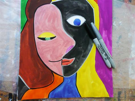 picasso portraits that artist woman in the style of picasso portraits