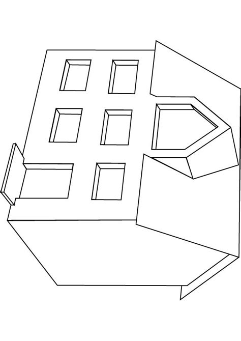 coloring pages inside the house free coloring pages of drawing inside the house