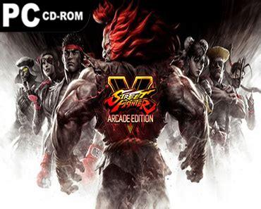 street fighter v arcade edition full version hit2k.com