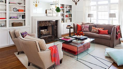 Living Room Arranging: TV vs. Fireplace