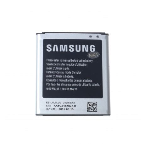 100 Original Samsung Battery Eb L1l7llu I9260 Galaxy Premier battery eb l1l7llu original for samsung galaxy premier i9260 gh43 03778a lcdpartner