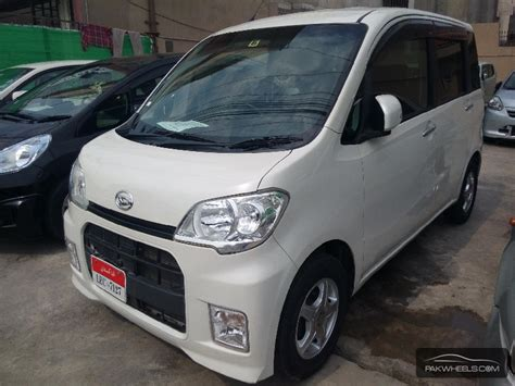 tanto for sale used daihatsu tanto 2010 car for sale in lahore 1149584