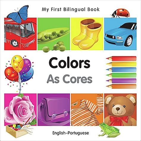 my bilingual bookã ã urdu books quot my bilingual book colors as cores quot book