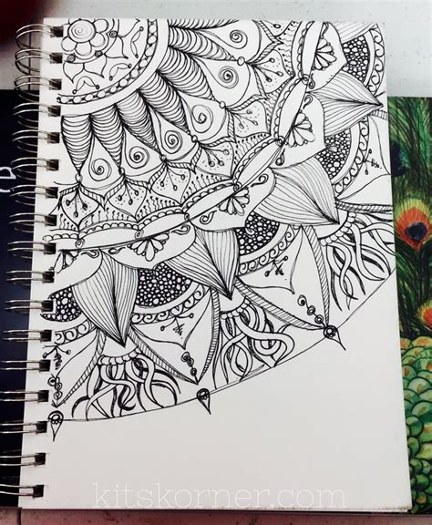sketchbook zentangle 1000 images about tangle ideas on sketchbooks
