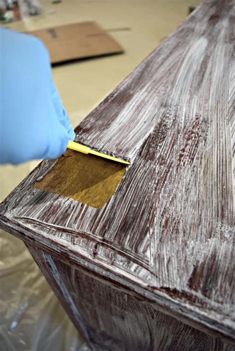 removing paint from woodwork how to easily remove paint varnish from furniture