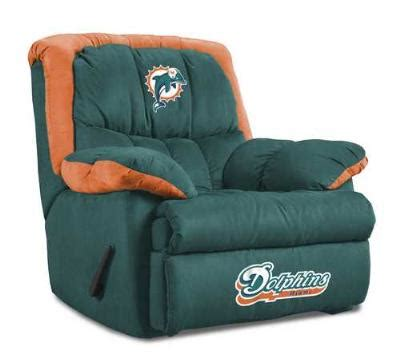 Miami Dolphins Home Team Recliner Carriagedooropeners Com