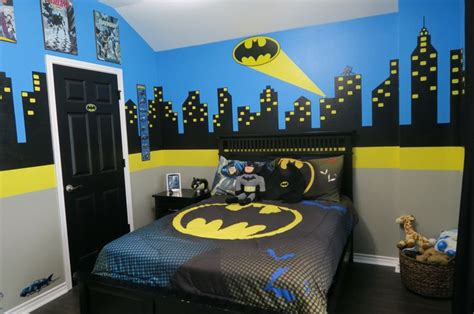 batman bedroom decor 1000 ideas about batman room on pinterest batman