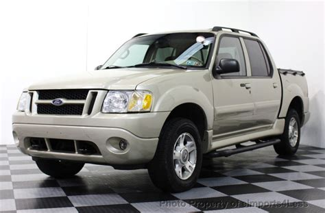 used ford sport trac 2004 used ford explorer sport trac 4wd xlt premium sport