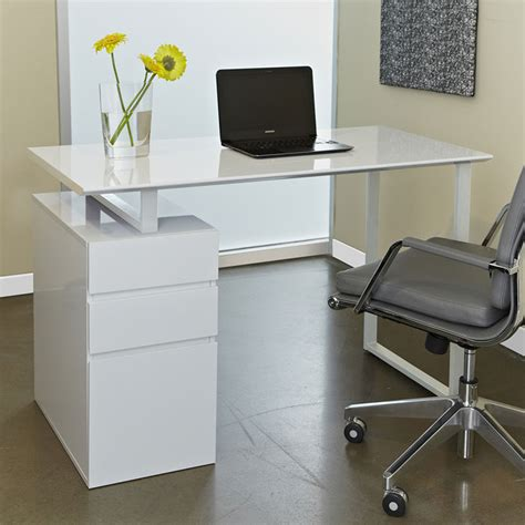 white and glass desk white glass desk decorating white glass desk all
