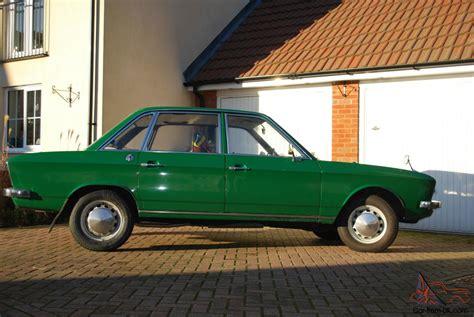 1972 volkswagen k70 not vw beetle or cer