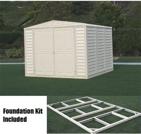 Lifetime Shed Foundation by Duramax Duramate 8x6 Shed And Foundation Lifetime Tables