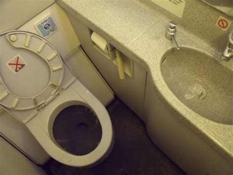 How To Use Airplane Bathroom seven things you should never do in an airplane bathroom