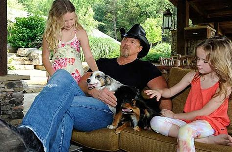 trace adkins   family  rebuilding  lives