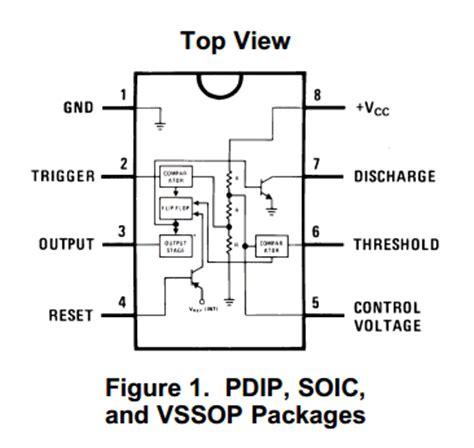 integrated circuit 555 pdf integrated circuit 555 timer pin diagram 555 timer 50 duty cycle elsavadorla