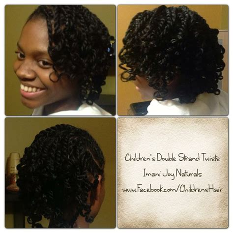 double stranded rods hairstyle two strand twist flexi rod double strand twists set with