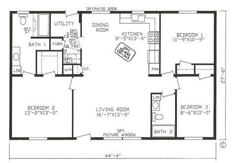 open floorplans 3 bedroom open floor house plans regarding inviting