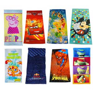 Mickey Minnie Duvet Sets Kids Disney And Character Towels Childrens Large Beach