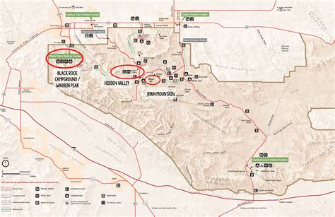 joshua tree map best joshua tree hikes for time visitors