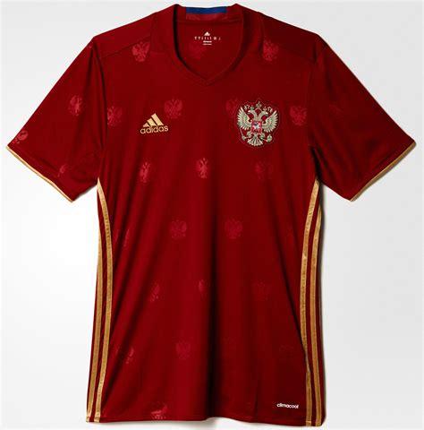 home russian russia euro 2016 kit released footy headlines