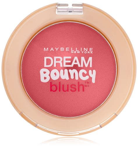 Maybelline Bouncy Blush maybelline new york smooth mousse