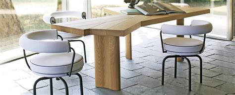 Table Perriand by 511 Ventaglio Table By Perriand Cassina