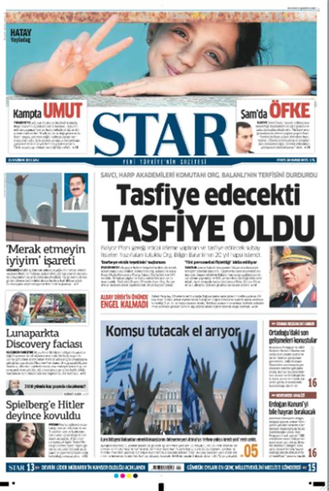 modular layout newspaper blog in turkey newspaper design moves away from chaos