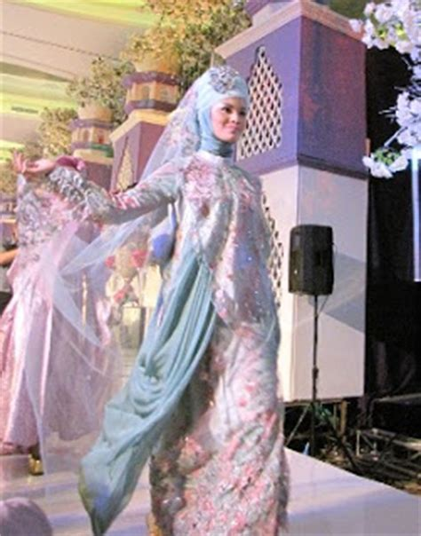 Baju Pengantin Muslimah Rabbani baju pengantin muslimah rabbani mode busana