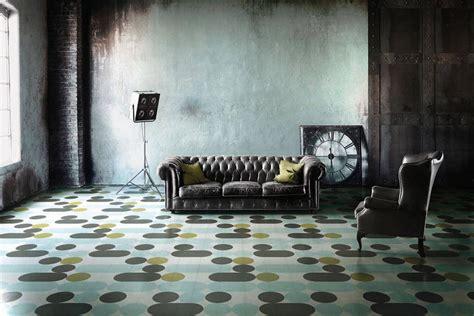 bisazza pavimenti le marmette in cemento secondo bisazza design