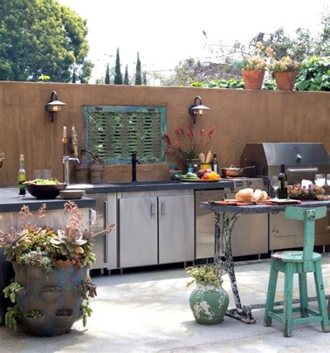 out door kitchen ideas 50 eclectic outdoor kitchen ideas ultimate home ideas