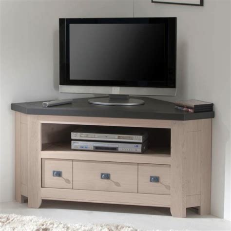 meuble tv d angle atelier de langres en ch 234 ne