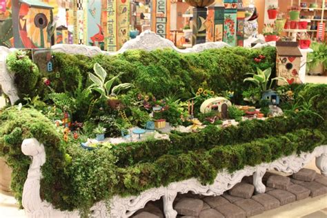 garden ideas and miniature gardening trends
