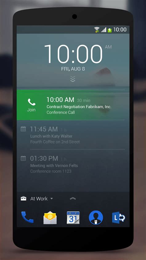 lock screen pro apk apk microsoft s next lock screen moto g