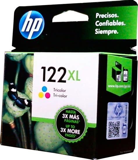 Tinta Hp 564 Color cartucho hp 122xl tinta color alto rendimiento ch564h 499 00 en mercado libre