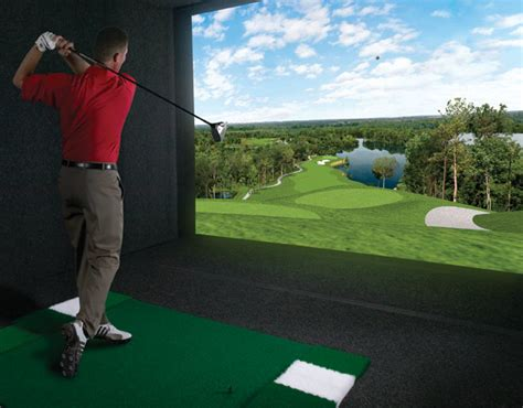 golf swing simulator indoor golf simulators the legends year round golf center