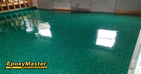how to pick the right epoxy color for your garage or basement