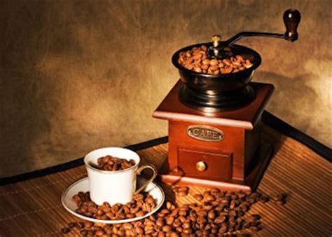 Koffie malen   Koffie weetjes