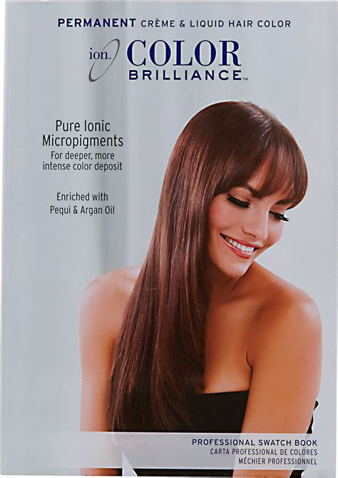 which hair color is better ion hair color or age beautiful ion color brilliance permanent hair color swatch book