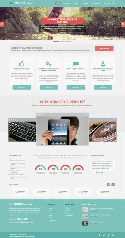 best free responsive joomla templates 6 useful blogging