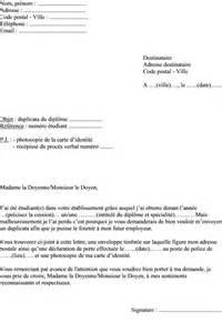 Exemple De Lettre De Demande D Inscription Universitaire Modele Demande Manuscrite