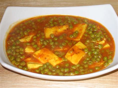 S Kitchen Recipes by Mattar Paneer Green Peas With Cheese Manjula S Kitchen