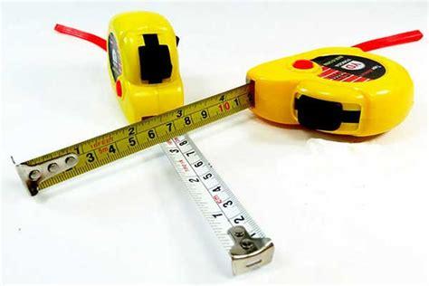 Meteran Toge Besi 2meter penggunaan alat ukur meteran tukang bangunan