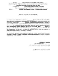 Exemple De Lettre De Demande De Quitus Fiscal Modele Lettre Quitus Document