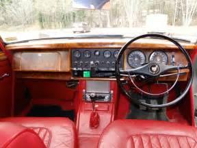 Jaguar Mk2 Interior 1964 Jaguar Mk2 4 Speed With Overdrive Bring A Trailer